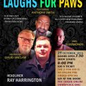 Odies Place Presents Laughs for Paws October 29,2016
