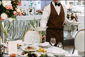 Quality Food at MA Wedding and Banquet Facility