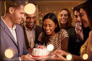 Greater Boston Birthday Party Celebration