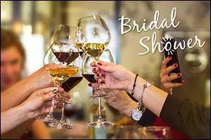 bridal shower planning in Swansea