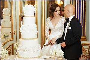 wedding ceremony and reception in Swansea