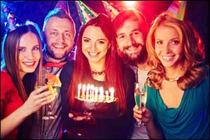 Grown-Up Birthday Party Planning