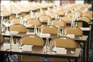 Hosting Corporate Events