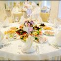 Creative Place Setting Ideas for Wedding Reception in Swansea