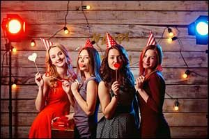 Somerset Sweet 16 Party