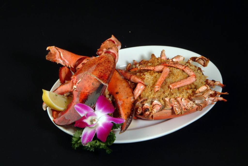 Stuffed lobster 2 to 2.5 lbs – Venus de Milo