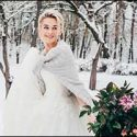 Winter Wedding Decorations for a New England Wedding Venue